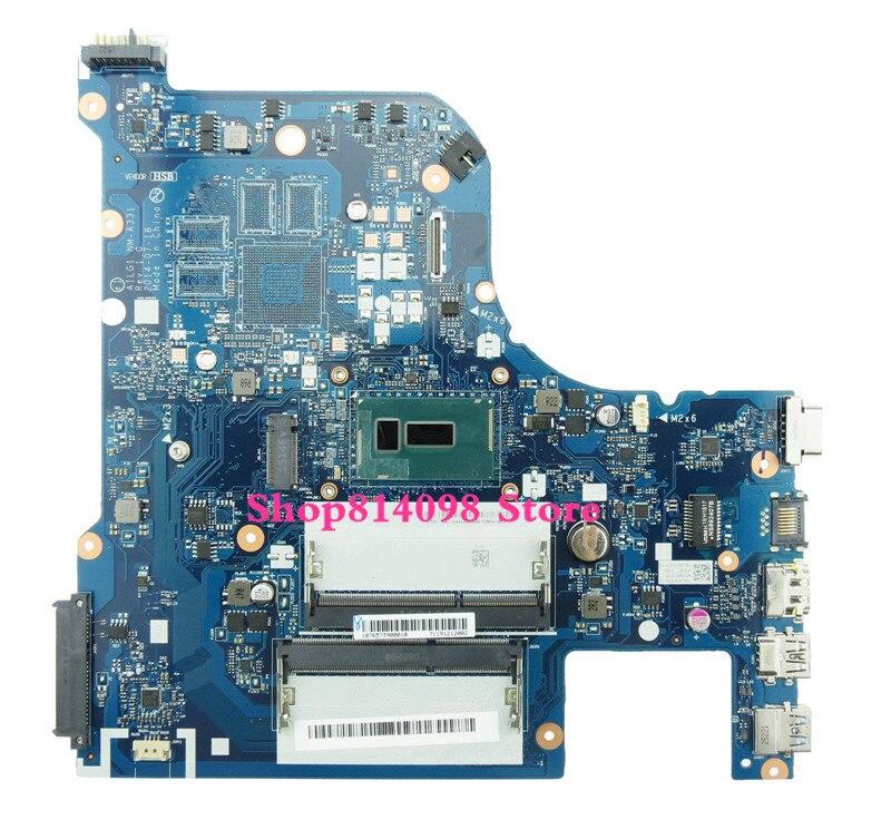 AILG1 NM-A331 Tablero Principal para Lenovo G70-80 placa base de computadora portátil DDR3L con i3 CPU a bordo de la prueba