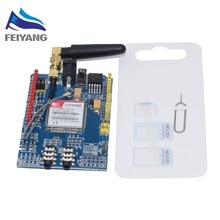 SIM900 Gprs/Gsm Shield Development Board Quad-Band Module Compatibel