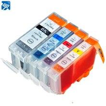 4pk совместимые картриджи для CANON PIXMA IP3000, ip3300, ip4000, S400, S500 принтер BCI-3 CLI-6
