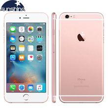Originele Unlocked Apple Iphone 6S Mobiele Telefoon Dual Core 2 Gb Ram 16/64/128 Gb Rom 4.7 ''12.0MP Camera 4G Lte Smartphone