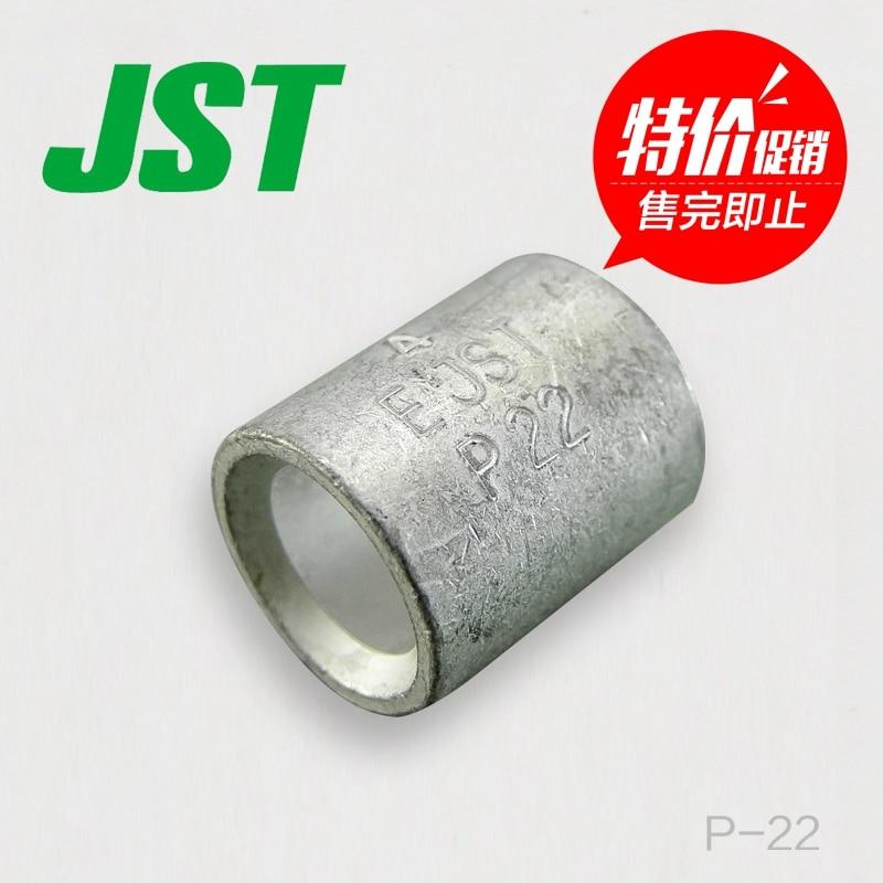 100 قطعة بيع خاص اليابان JST موصل ، P-22 واحدة الحبوب محطة يباع خارج