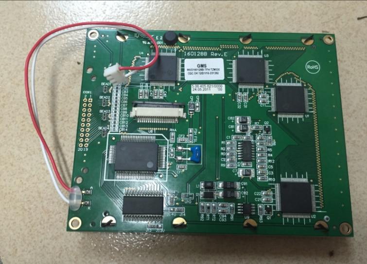 ل MSG160128B 160128B MSG160128B-TFH MSG160128B-TFH-TZ LCD شاشة عرض لوحة شحن مجاني