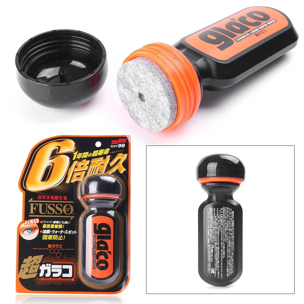 Soft99 Ultra Glaco Long last Car Windshield Glass Water Rain Repellent JDM 70 ml