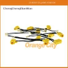 ChengChengDianWan 100 pièces AC connecteur chargeur prise de courant prise port jack remplacement interne pour PSP2000 PSP3000