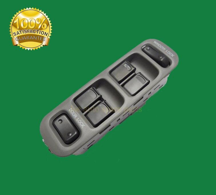 Interruptor de Control maestro elevador de ventana de potencia eléctrica para 1999-2002 Grand Vitara Suzuki OE 37990-65D10-T01 3799065D10T01