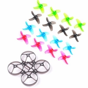 Mobula7 V2 Frame Propellers 40mm Color Propellers for 75mm Bwhoop75 Brushless BWhoop Mobula 7 FPV Racing Drone RC Quadcopter