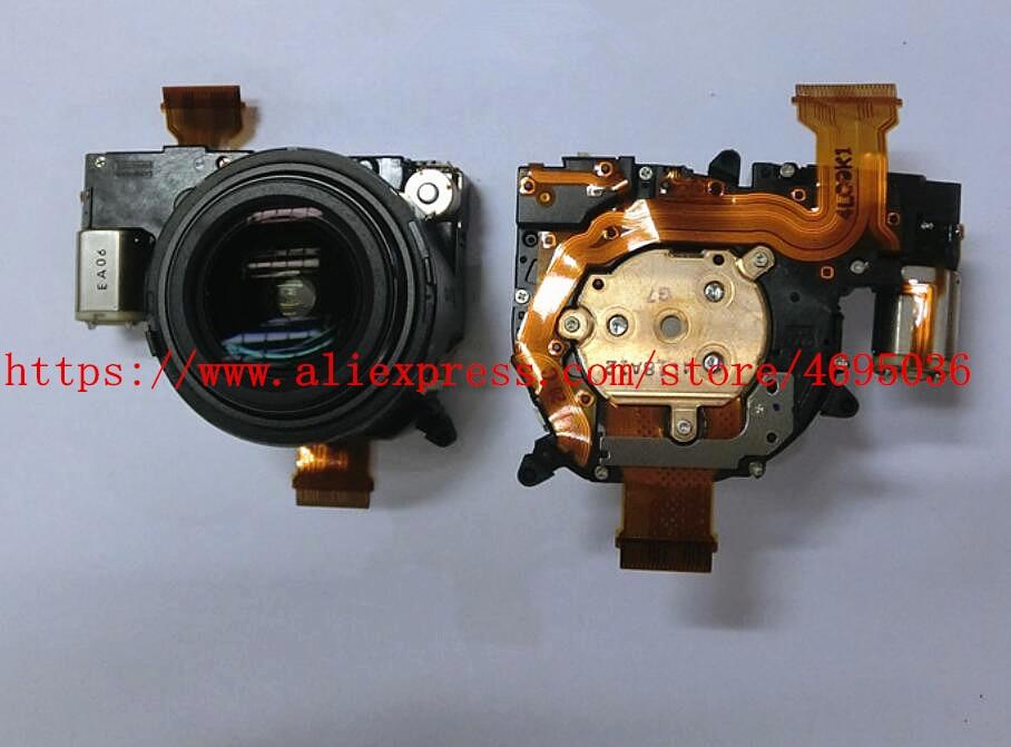 Nuevas piezas de reparación de lentes de Zoom óptico para cámara Digital Panasonic DMC-LX7 LX7 con CCD
