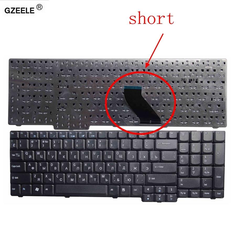 GZEELE teclado del ordenador portátil para ACER Aspire 5235 5735Z 5737 5737Z...