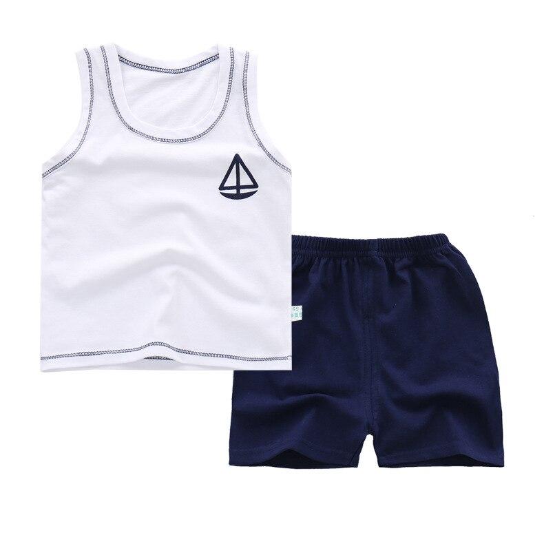 Nueva llegada 2018 niño bebé niño ropa de verano conjunto niños niño ropa conjunto mono + Camiseta + Pantalones cortos bebé ropa de niño recién nacido