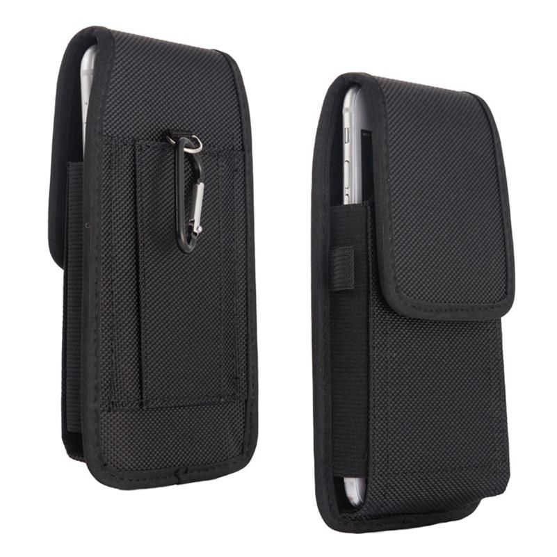 Мобильный телефон поясная сумка 5,2-6,3 дюймов для iphone для Samsung для xiaomi huawei Крюк Петля Кобура сумка поясная сумка чехол