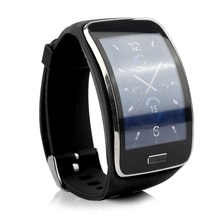 Bracelet de remplacement Baaletc Bracelet de sport Bracelet Simple pour bracelets Samsung Gear S SM-R750 (non inclus la montre)