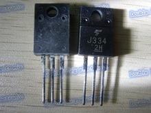 100 PCS/lot 2SJ334 J334 TO220F Trans MOSFET P-CH 60 V 30A