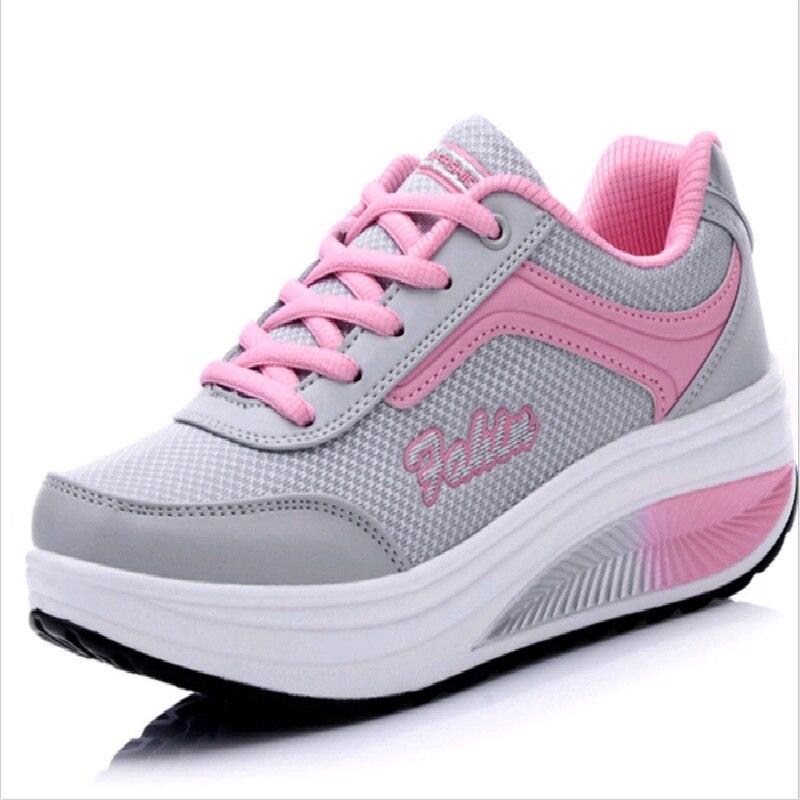 Tenis Femenino 2020, zapatillas de Tenis para mujer, zapatillas deportivas para gimnasio, zapatillas deportivas para mujer con estabilidad atléticas