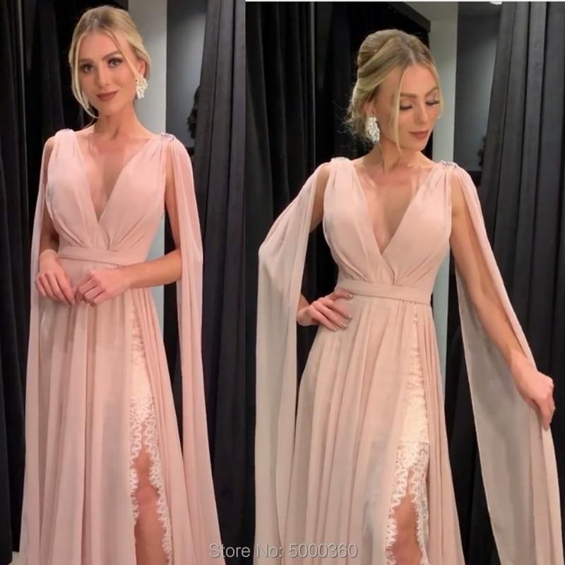 Traje de Noche de encaje Nueva llegada Sexy Vestidos de Noche de...