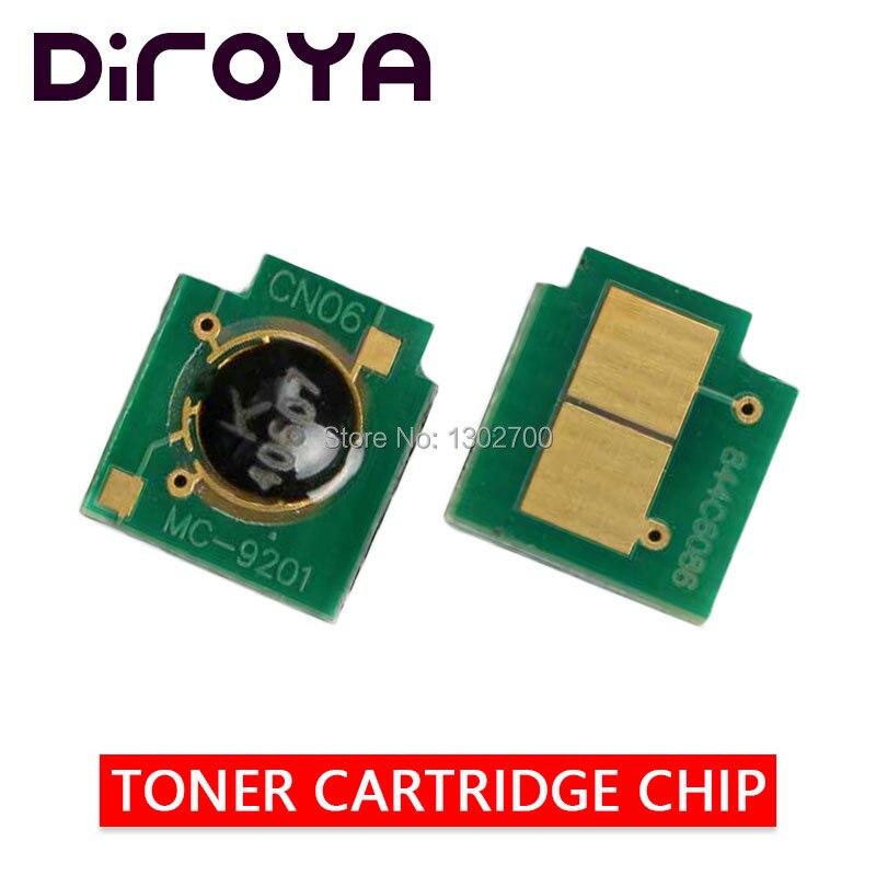 4 шт. 2,5 K/2K Q6000A Q6001A Q6002A Q6003A тонер-картридж чип для HP Color LaserJet 1600 2600n 2605 2605dn 2605dtn CM1015 CM1017