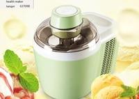 chinafuxin home full automatic ICM-700A-1 mini icecream machine household smart ice cream maker 0.6L DIY 110-220--240V