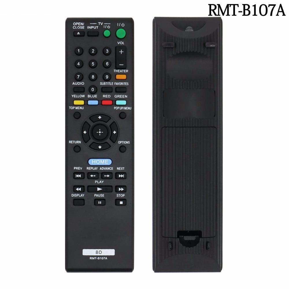 Nuevo mando a distancia RMT-B107A para Sony BDP-BX37 BDP-S370 45CS
