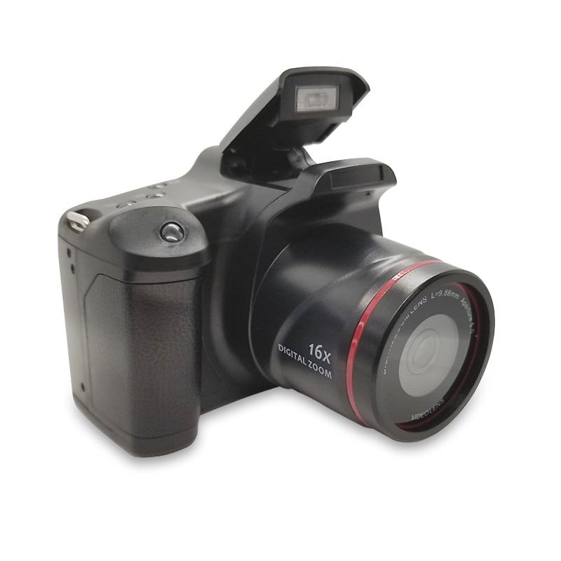 Elrvike câmera de vídeo 1080p, foto-gizli handheld hd espia apareil16x-zoom visão noturna