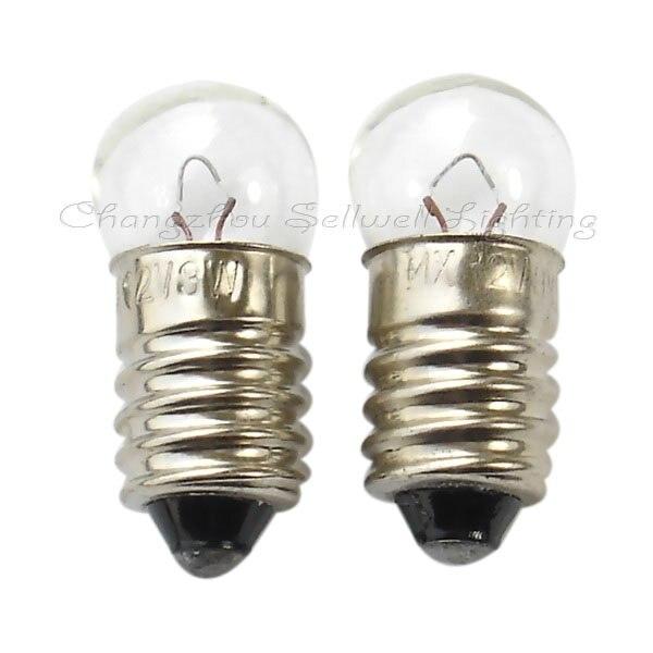2018 Promotion Hot Sale Professional Ce Lamp Edison E10 G11 3w Good!miniature Lamps Lighting A065