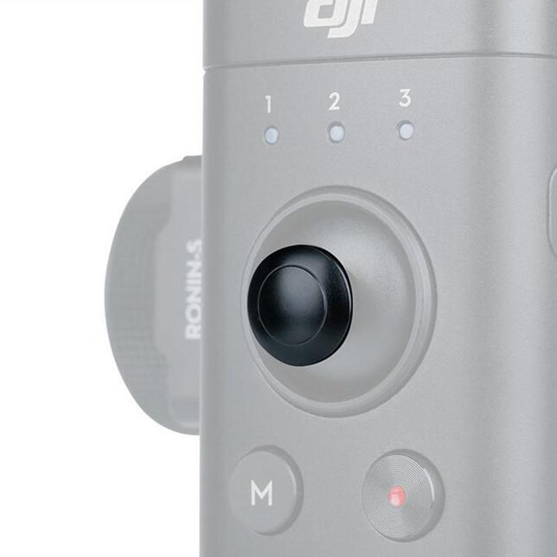 Dji Ronin S Botón de reemplazo de Control remoto para cardán stabizer interruptor reemplazo Ronin S accesorios