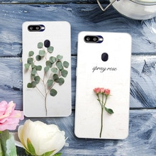 Fashion New Arrival Soft Silicone Phone Case For Oppo F5 F9 Ultra Thin Phone Back Cover For OPPO F9