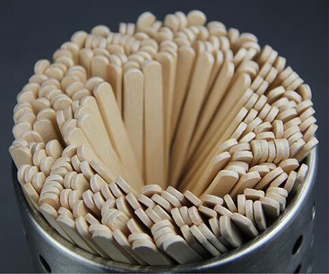 1000 قطعة/الوحدة 14 سنتيمتر المتاح الطبيعي الخشب القهوة النمامون خشبية سميكة ضجة العصي مقهى مقهى لوازم