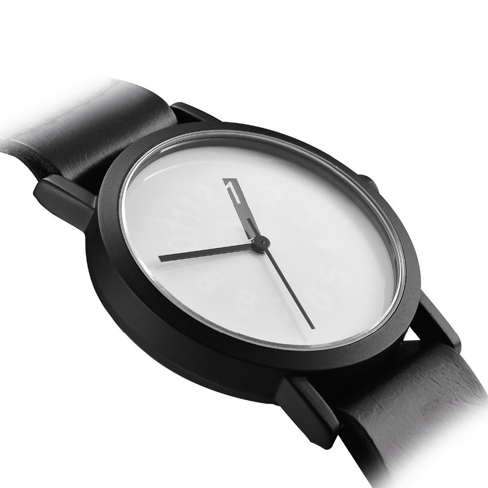 Fashion Brand Women Clock Ladies Dress Quartz Casual Simple Watches Leather Dress Gift Wristwatches Luxury Gift Relogio Feminino