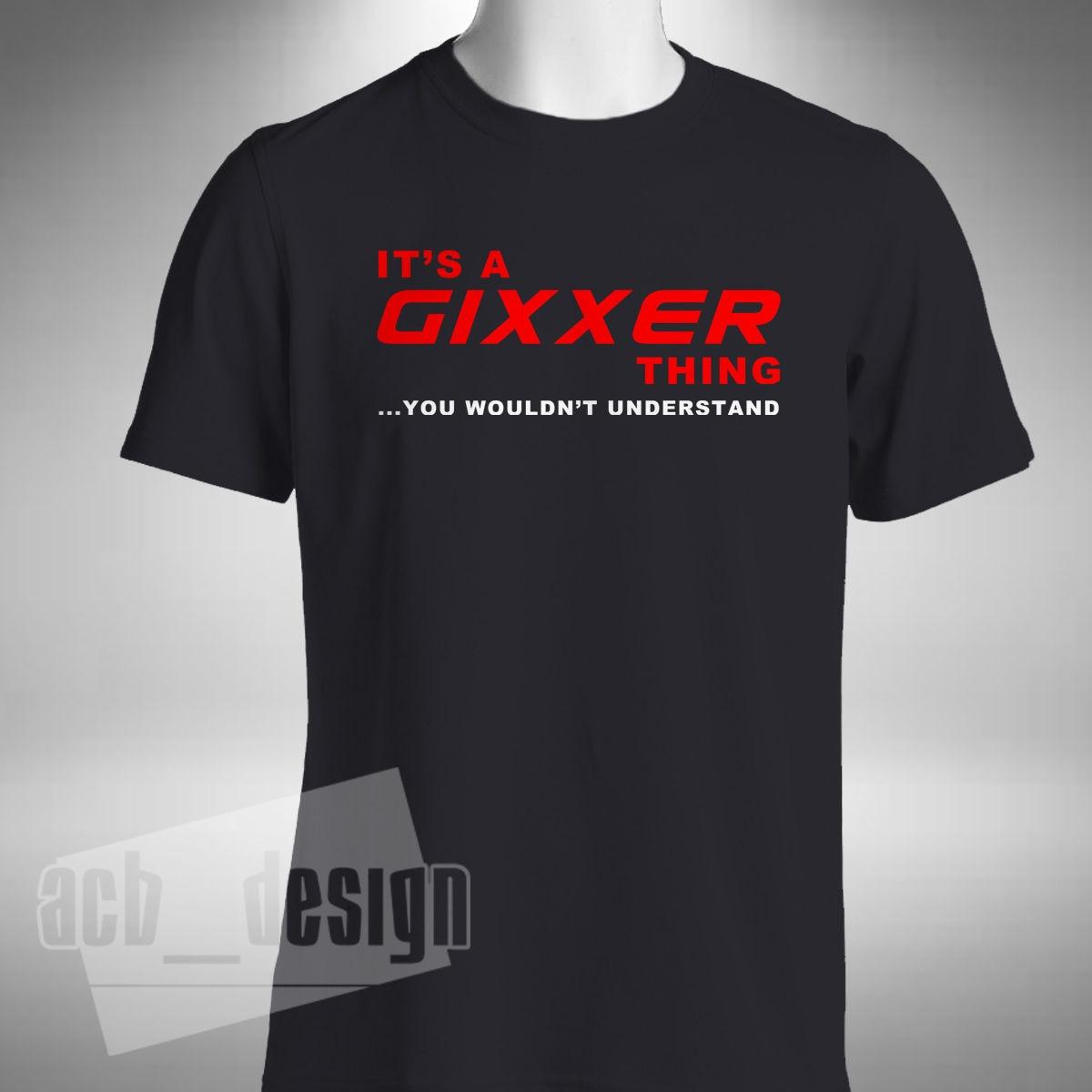 2019 nueva camiseta de moda Its GIXXER, camiseta para hombre, Superbike, motociclista, motocicleta japonesa, camiseta de verano GSXR 1000r
