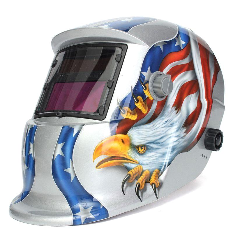 HLZS-Automatic welding helmet welding mask welding shield solar welding mask