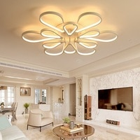 Creative Art LED Ceiling Lights Living room bedroom study restaurant aisle ceiling lamp Business lighting