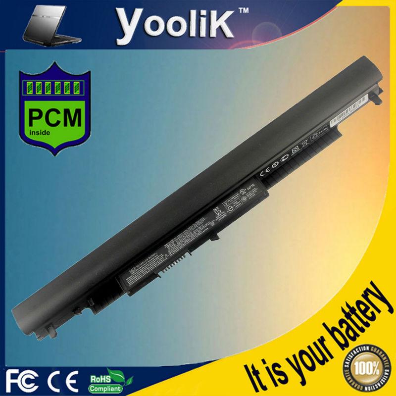 Аккумулятор для ноутбука HS04 HS03, 14,8 в, 41 Вт/ч, для N2L85AA 807612-831, HSTNN-PB6T, HSTNN-IB6L, TPN-C125, TPN-C126, TPN-C128
