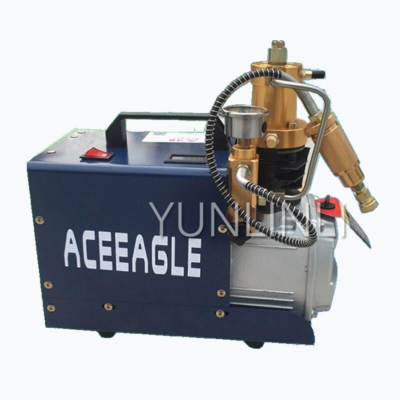 30MPA High Pressure Electric Air Pump Mini PCP Air Compressor 220V 1800W For Air Gun SCUBA Rifle High Pressure Pump
