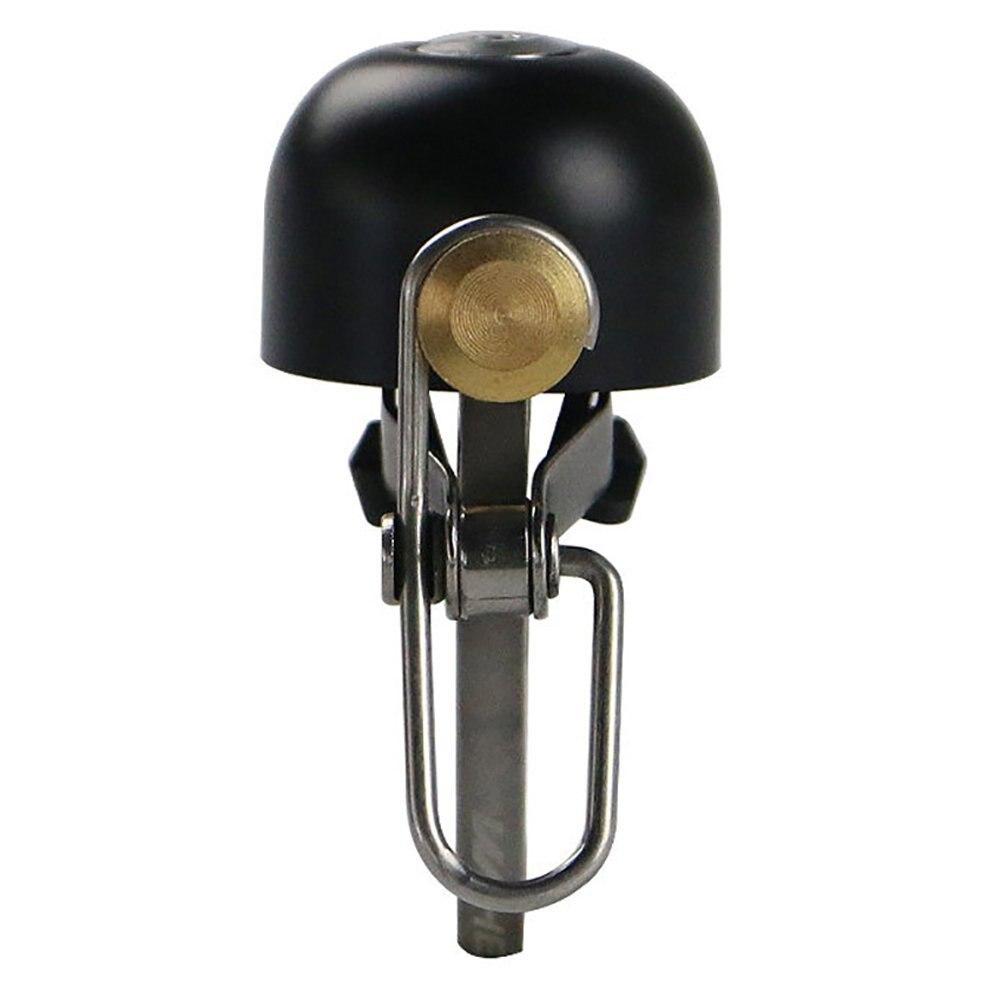 Timbre de bicicleta clásico Retro claro sonido fuerte MTB bicicleta de carretera bicicletas plegables manillar cobre anillo cuerno alarma de advertencia de seguridad RR7047
