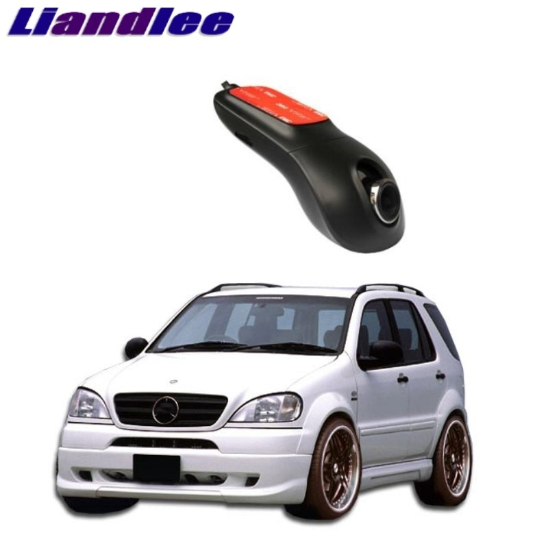 Liandlee para Mercedes Benz ML MB W163 1997 ~ 2005 récord de WiFi DVR Dash Cámara conducción grabadora de vídeo