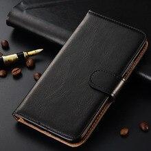 ل Leagoo XRover C الرعاية غطاء Kickstand فليب محفظة جلدية حالة مع بطاقة جيب