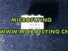 10 teile/los H11F1M H11F1 DIP-6 Foto Koppler IC