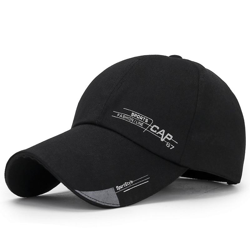 2019 Spring Summer Fashion Soild Men Women Unisex Baseball Cap HipHop Adjustable Cool Sun Hat Casquette Gorras Bone Hats