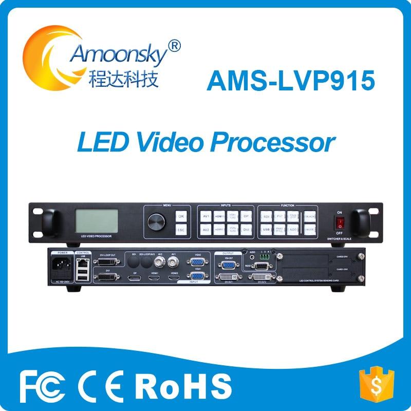 كامل لون شاشة عرض الفيديو تحكم LVP915 مقارنة Vdwall lvp605 Magnimage المعالج LED-550D