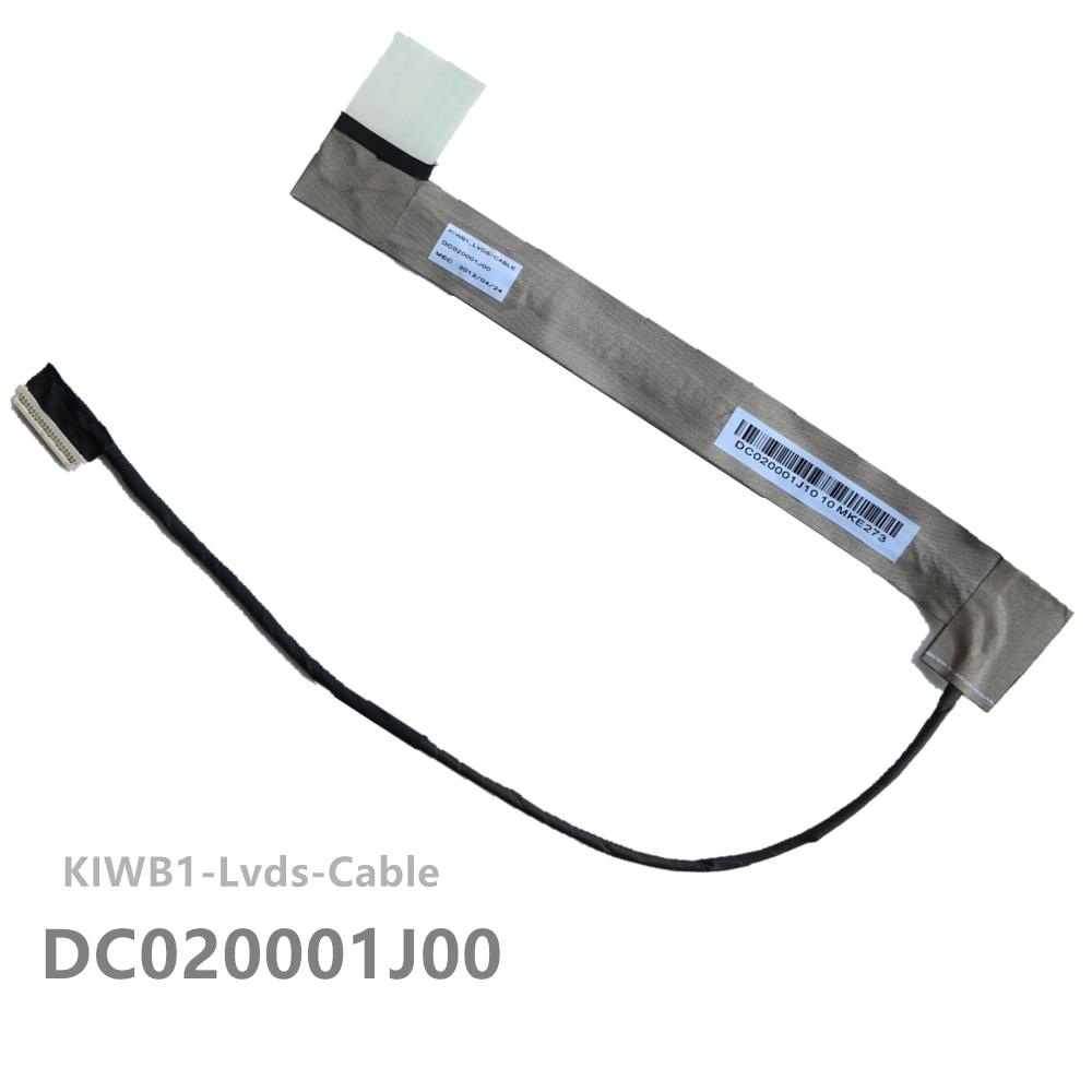 Nuevo DC020001J00 Lvds Cable para Lenovo Y550 Y550A Y550P Cable Lvds Lcd