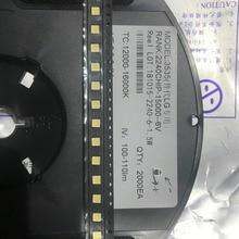 Remplacement pour LG, rétro-éclairé, 2W 6V 3535 blanc froid pour les applications TV