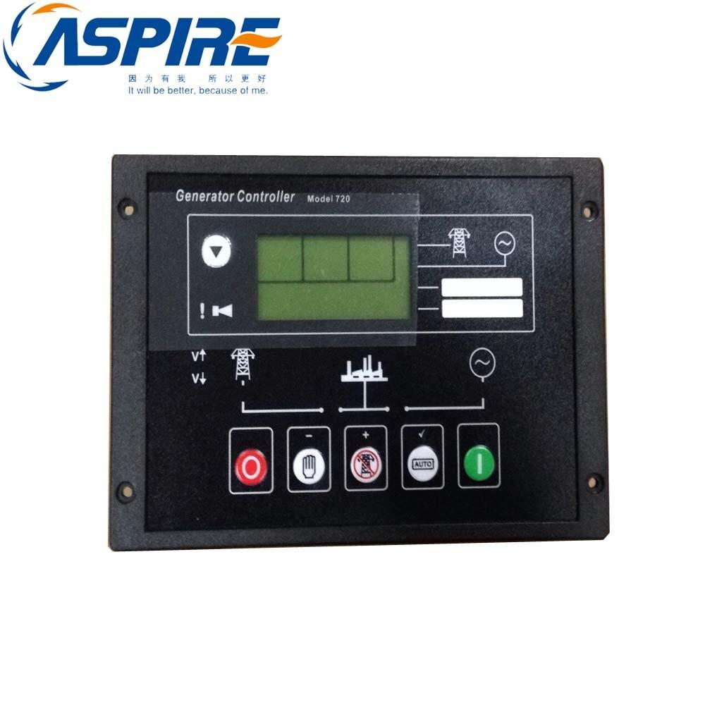 engine control unit generator auto start controller dse720