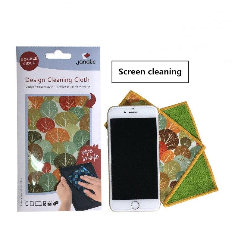 Paño especial de microfibra para pantalla de teléfono móvil de ordenador TV/gafas/paño de lente paño de eliminación de huellas dactilares HUAWEI IPHONE/paño de limpieza