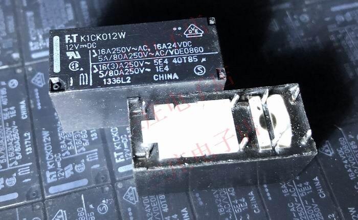 Relé de K1CK012W 115F-1C-8P-12V