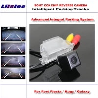 rear view camera for ford fiesta kuga galaxy 20062014 intelligent parking tracks backup reverse dynamic guidance trajectory