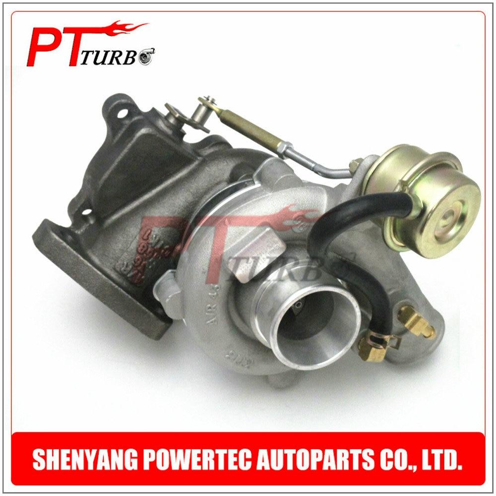 Turbocompresor Garrett GT1749S 716938 turbolader completo 716938-5001S 28200-42560 para Hyundai H-1 Starex D4BH 4D56T-