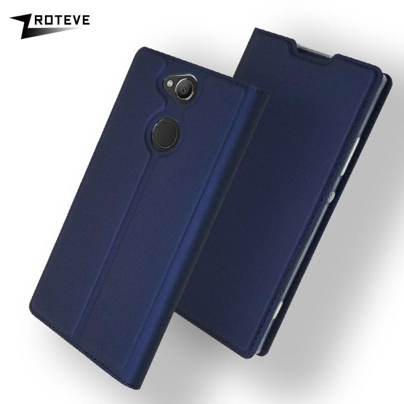 Cover For Sony Xperia XA1 XA2 Plus Case Flip Wallet Coque XA XA1 XA2 Case Flip PU Leather Cover For Sony XA1 XA2 Ultra Cases