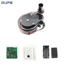 QUPB Paintball chargeur Kits de chemin de roulement pièces de rechange avec engrenage/moteur/roue/panneau/batterie Option livraison gratuite LPT001