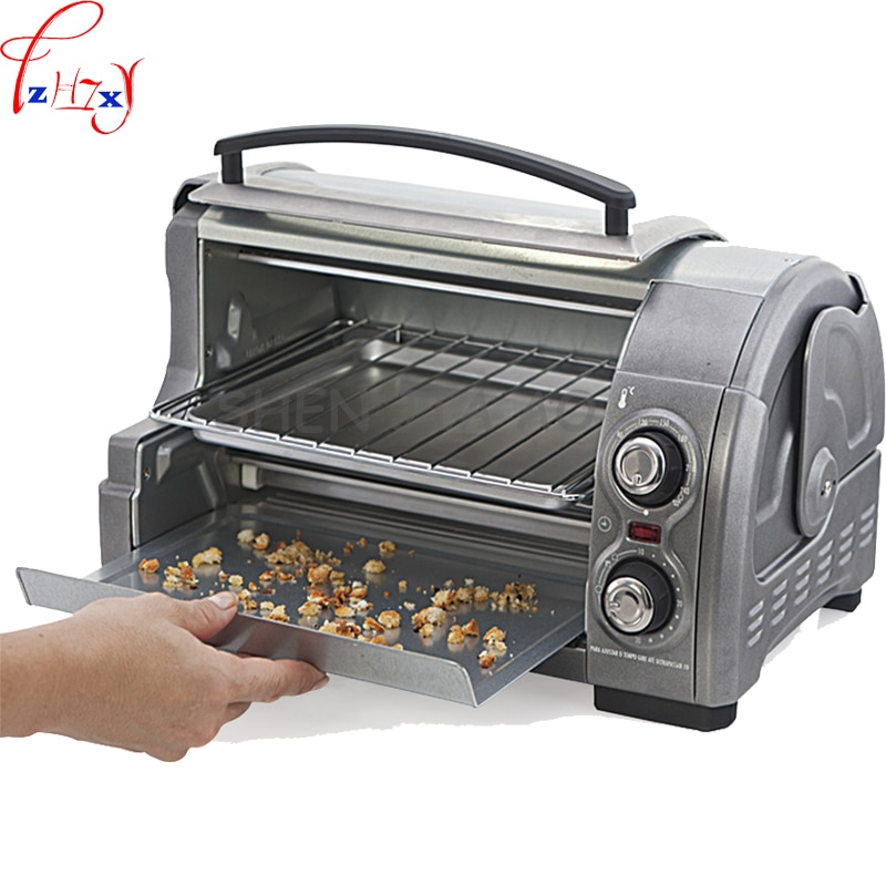31334-CN American Oven Bakery Multifunctional Mini Oven Pizza Machine household DIY Cake Machine 220V 1100-1300W 1pc