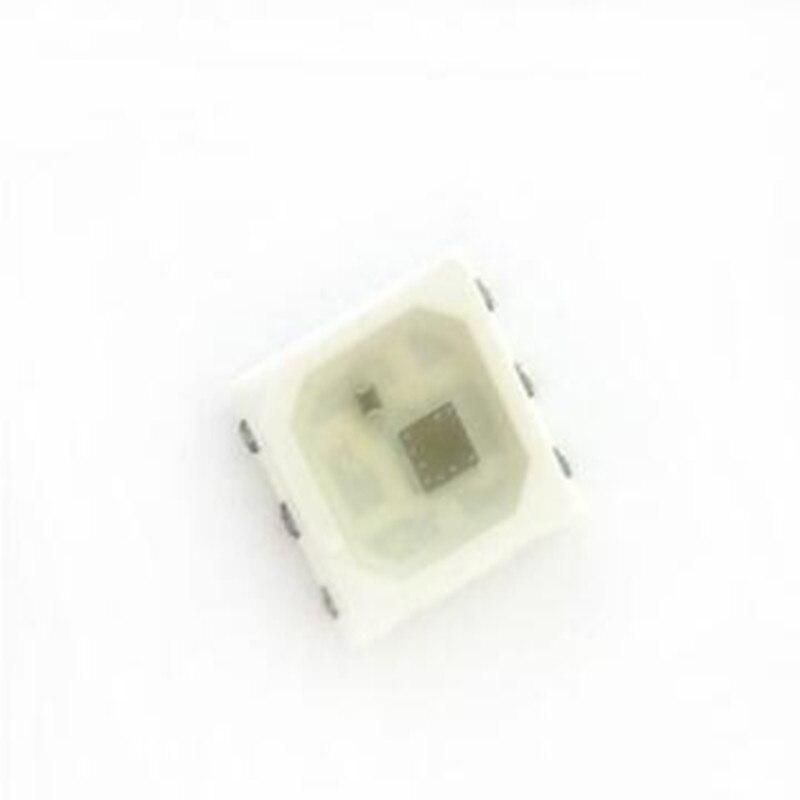 10-1500 piezas WS2813-Mini; control inteligente LED fuente de luz integrada; WS2813 3535 SMD RGB led bead con incorporado WS2818 chip