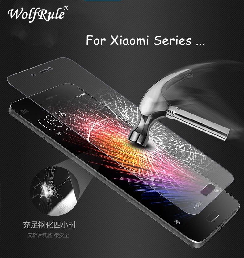 2 шт. защита для экрана xiaomi mi5 закаленное стекло xiaomi mi 5s Защитная пленка для экрана телефона 9H Переднее стекло Mi 5s Plus Mi 4 Mi6 Mi6x